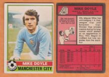 Manchester City Mike Doyle 130